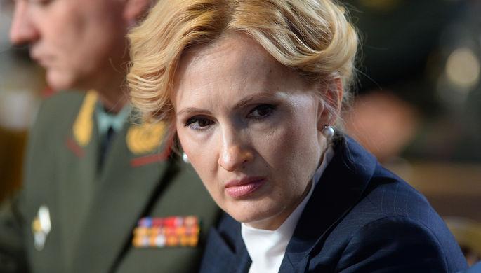 Председатель комитета Государственной думы РФ по безопасности и противодействию коррупции Ирина...