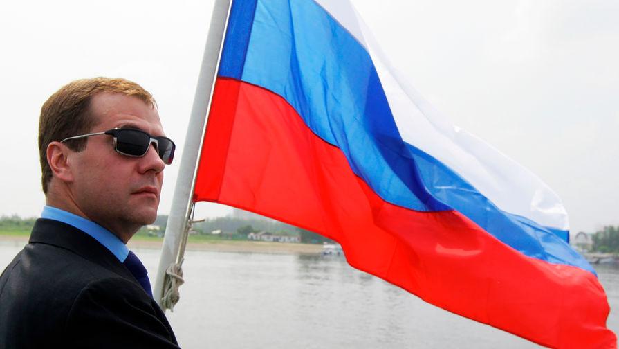 Медведев предупредил о «нелегком» 2018 годе