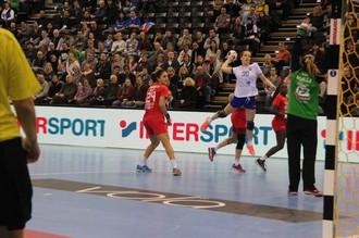 Сборная России победали команду Туниса