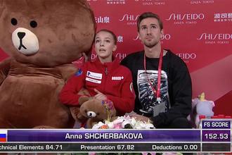 Триксели не помогли: Щербакова не пустила Туктамышеву в финал