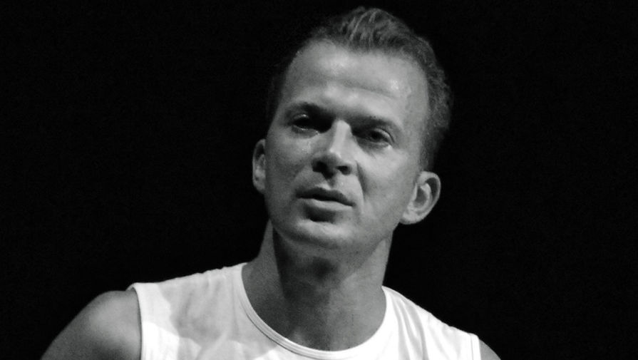 Актер Андрей Болсунов