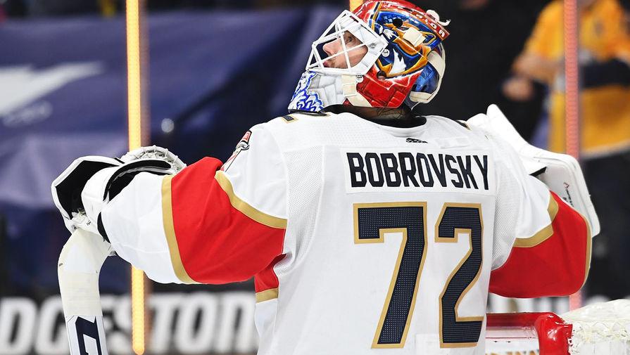 Бобровский присоединится к сборной России на ЧМ-2021