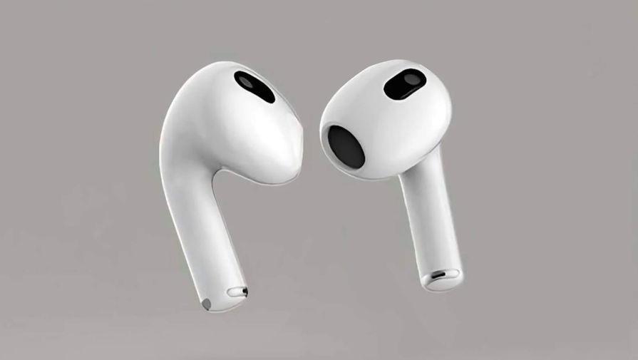 Apple готовится к анонсу AirPods 3