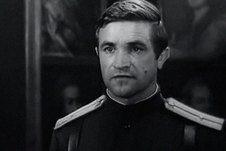 Юрий Мартынов в фильме «Адъютант его превосходительства» (1969)