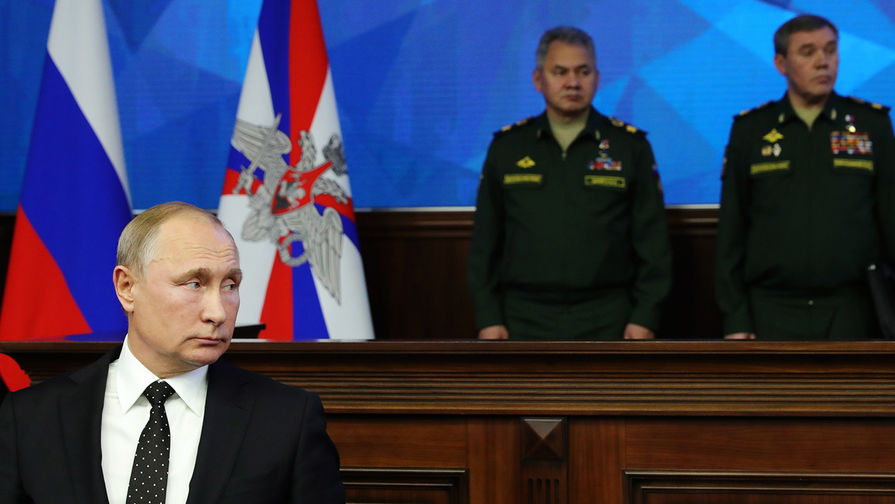 Путин: новые российские ракеты не нарушают ДРСМД