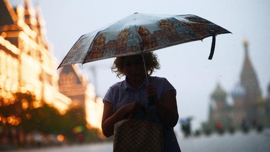 Москве снова предрекли дожди