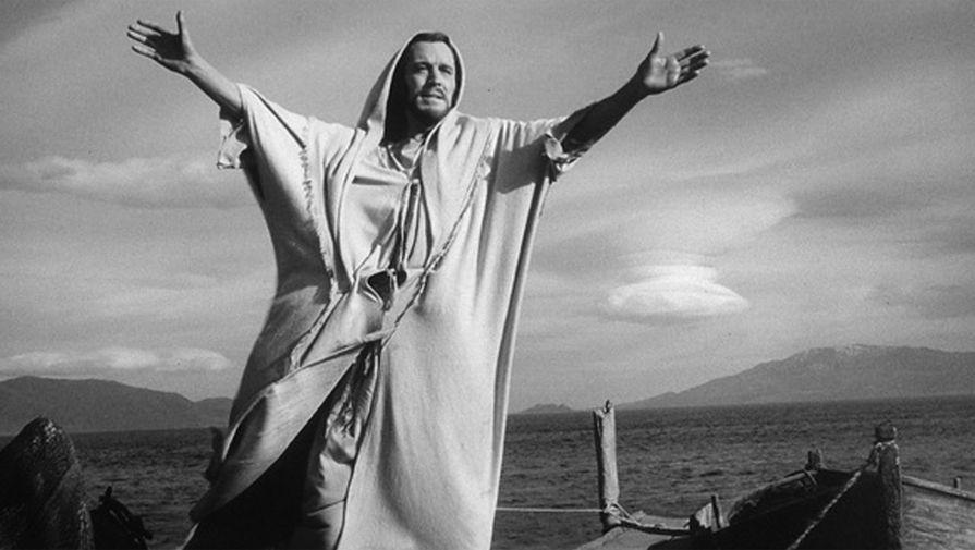 Кадр из фильма «Величайшая из когда-либо рассказанных историй» (1965)