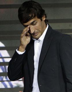 Раулю было тяжело покидать «Реал»