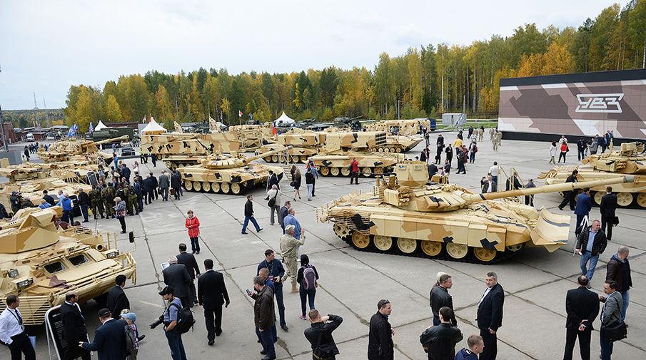 Иностранные участники АрМИ-2019 оценили российскую военную технику