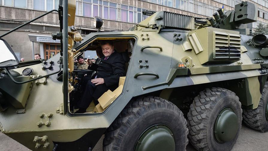 «Дозор» на страже Украины