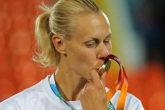 Легкоатлетка Татьяна Чернова