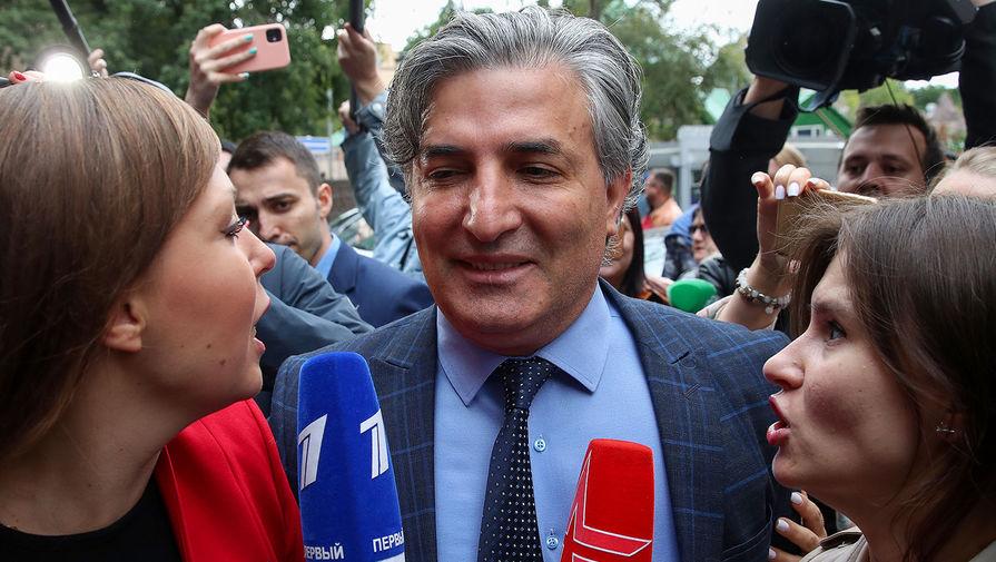 Адвокат Ефремова Пашаев признал нарушение Кодекса адвокатской этики