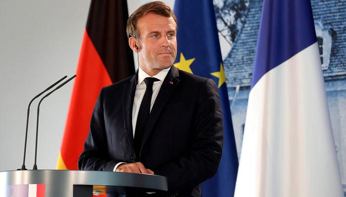 Поражение президента: Макрон потерял французские города
