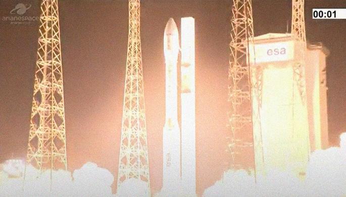 Миссия провалилась: европейцы потеряли сразу два спутника