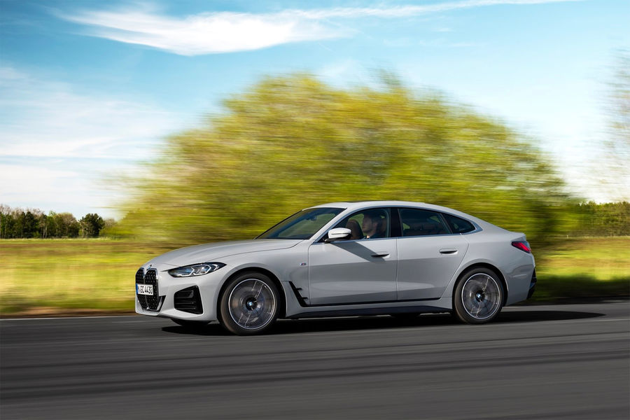 BMW 4Series Gran Coupe