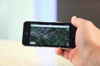 Корпорация Apple пробует уговорить Foursquare включить их данные в Apple Maps