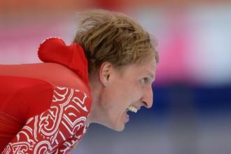 На чемпионате мира в Сочи Иван Скобрев выиграл уже две медали