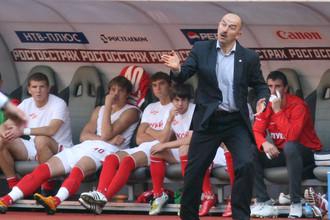 Станислав Черчесов ушел из «Спартака» в августе 2008 года, чтобы вернуться в марте 2014-го