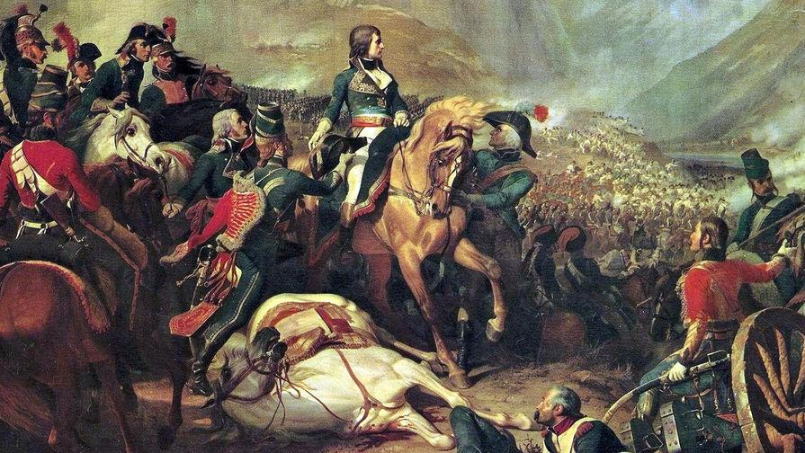Картинки по запросу Битва при Риволи – гений Бонапарта. Фото