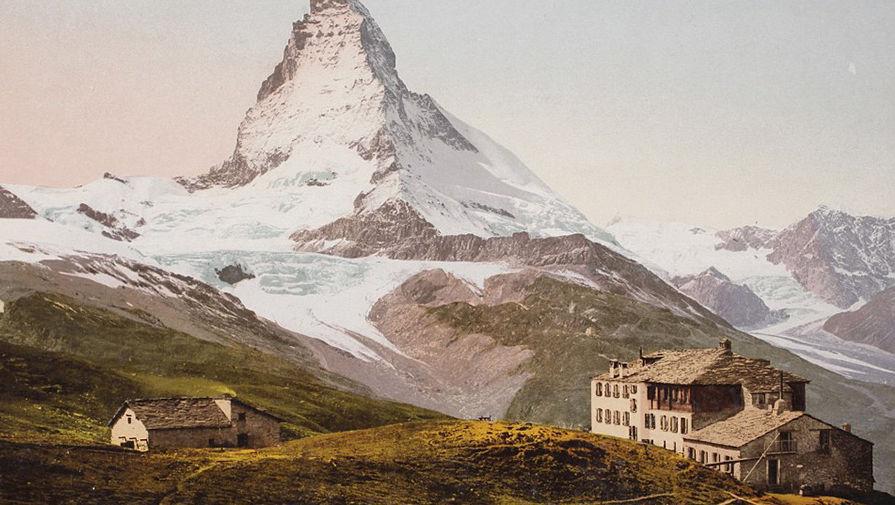 Швейцарец пролез без страховки отвесную стену массива Пти Дрю за полтора часа