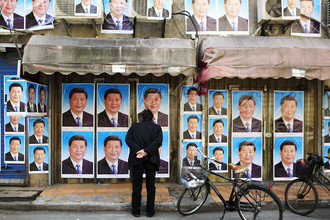 Коммунизм по-китайски: председатель ставит на армию