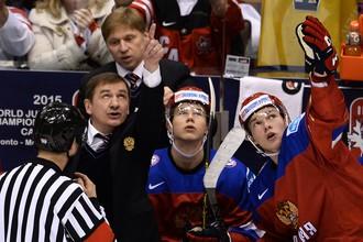 Валерий Брагин является самым успешным тренером в истории российского молодежного хоккея