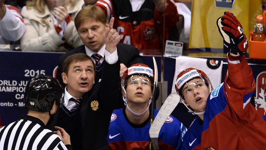 СМИ: Брагин возглавит сборную России по хоккею