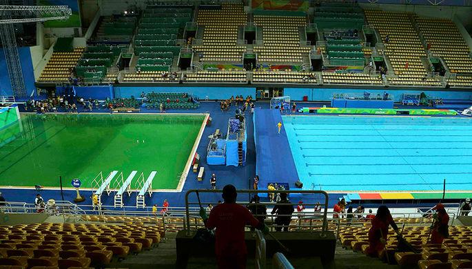 Пятикратная чемпионка мира по плаванию Юлия Ефимова