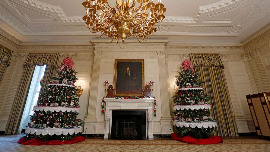 Дональд Трамп отменил ужин для прессы в Белом доме