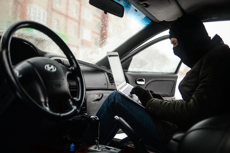 Угонщики Подмосковья предпочитают автомобили Mercedes