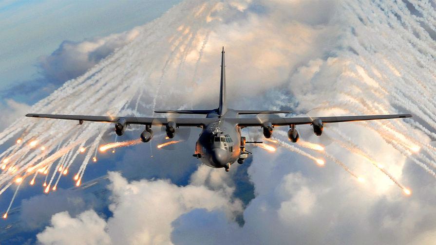 Самолеты ВВС США, которые наводят жуть