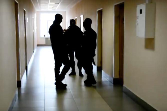 Во время обысков в кабинетах экс-главы министерства краевого сельского хозяйства Михаила Кузьминова, его заместителя Ирины Малакшиновой