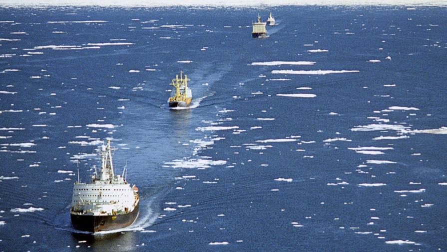 СМИ: США намерены лишить Россию Северного морского пути