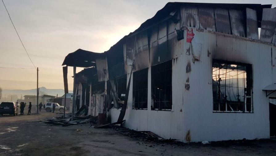Последствия массовой драки в селе Масанчи Кордайского района Жамбылской области, Казахстан, 8 февраля 2020 года