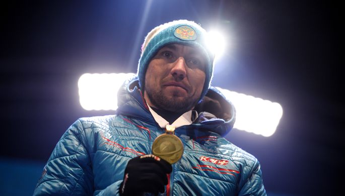 Новый президент Всероссийской федерации легкой атлетики (ВФЛА) Евгений Юрченко