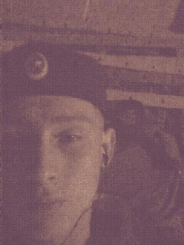 Фото предполагаемого убийцы Павла Бахтина
