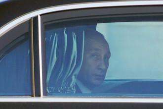 Путин прибыл на встречу «нормандской четверки»