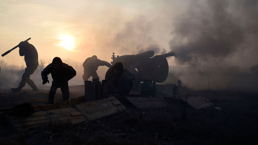 МИД России обвинил Киев в использовании запрещенного оружия в Донбассе