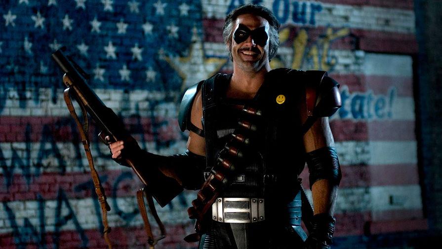 Кадр из фильма «Хранители» (2009)