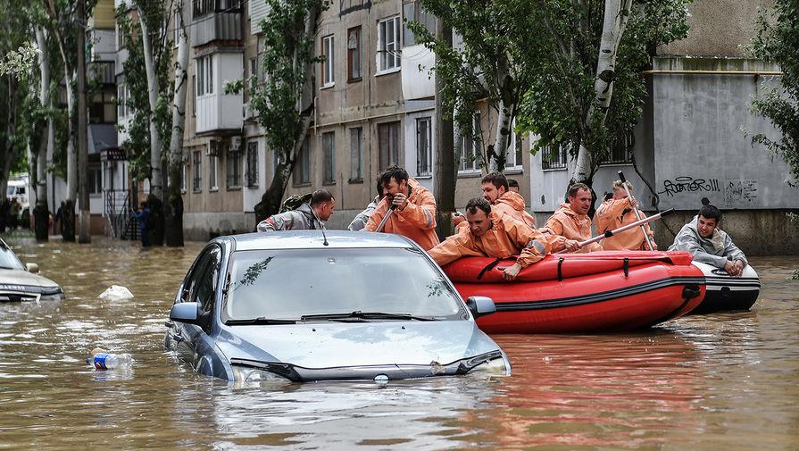 Как Керчь переживает наводнение - Газета.Ru | Фото