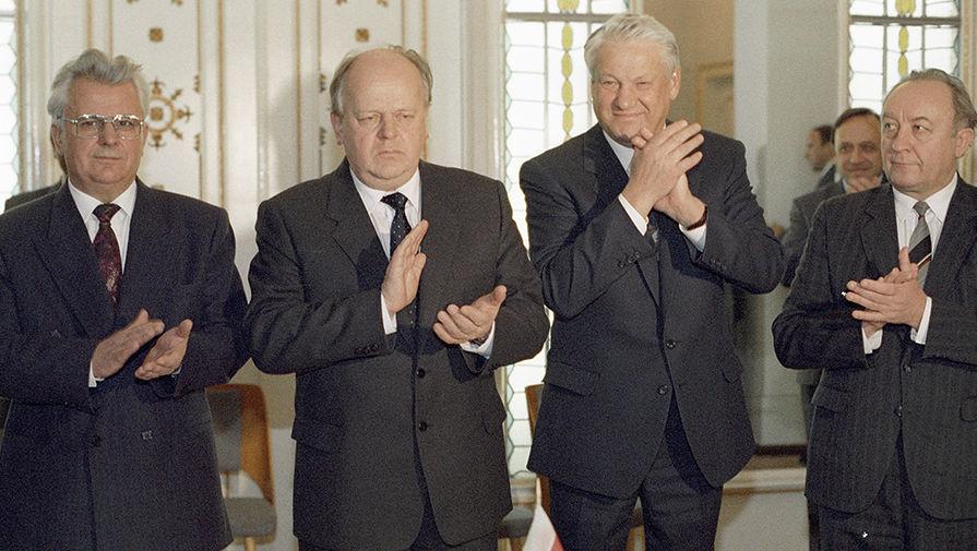 Глава администрации Ельцина: Желание сохранить СССР считалось смешным