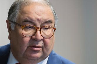 10) Основатель компании USM Holdings Алишер Усманов ($12,5 млрд)