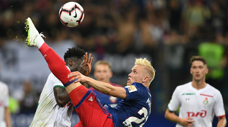 Суперкубок России по футболу в 2019 году картинки
