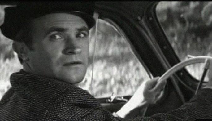 Юрий Мартынов в фильме «Возвращение к жизни» (1971)