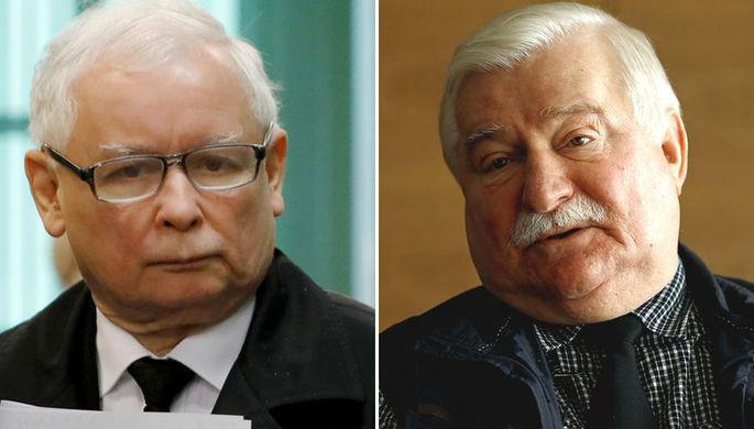 Ту-154 расколол Польшу: как Качиньский судится с Валенсой