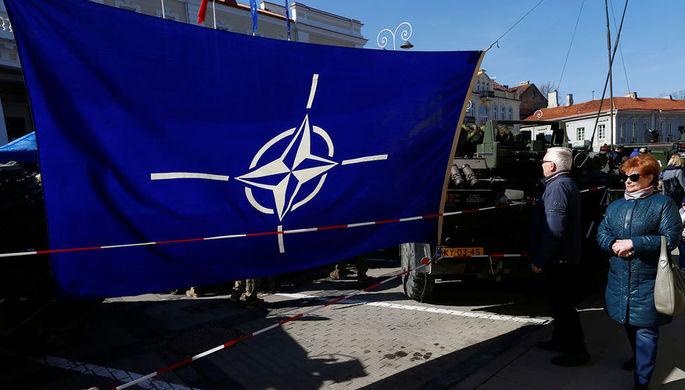 Против мира: МИД РФ оценил новый статус Украины в НАТО