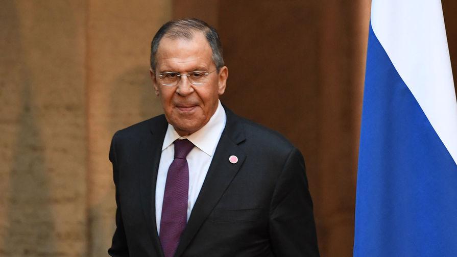Лавров выступил за возобновление авиасообщения с Грузией