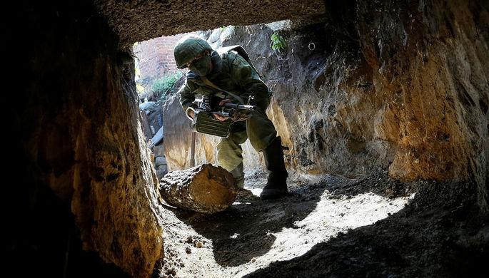 Ответный огонь: ДНР отбивается от украинских силовиков