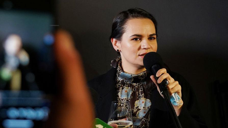 МИД Белоруссии прокомментировал встречу Тихановской и Макрона