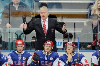 Милош Ржига постарается второй год подряд дойти до финала Кубка Гагарина